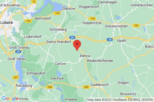 Karte Löwitz