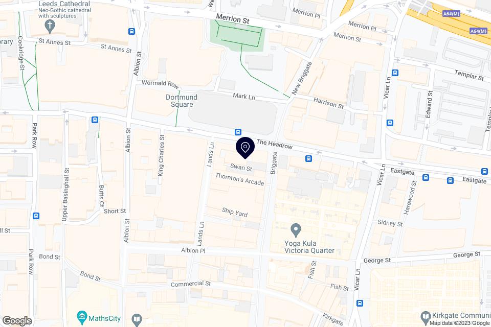 City Varieties Music Hall, Leeds, LS1 6LW map