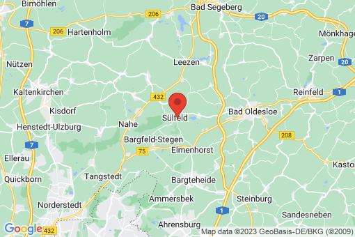Karte Sülfeld