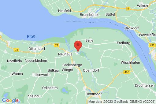 Karte Geversdorf