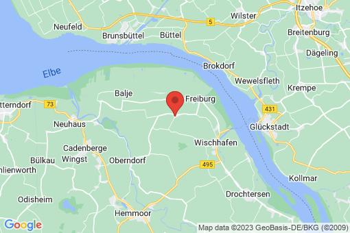 Karte Oederquart