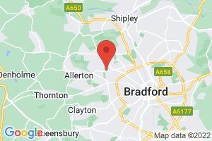 Bradford Teaching Hospitals Health Library & Information Service on the map