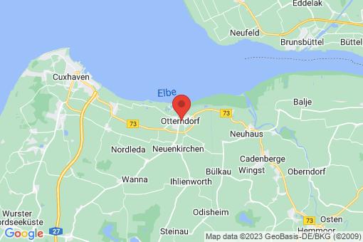 Karte Otterndorf