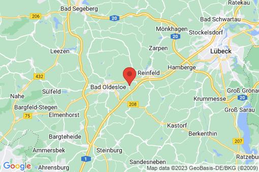 Karte Meddewade
