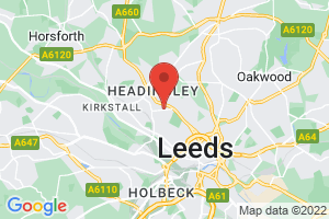 Leeds Community Healthcare NHS Trust - Library & Information Services on the map