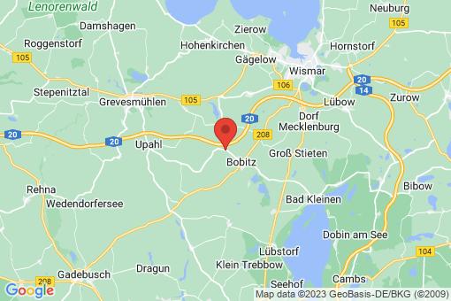 Karte Groß Krankow