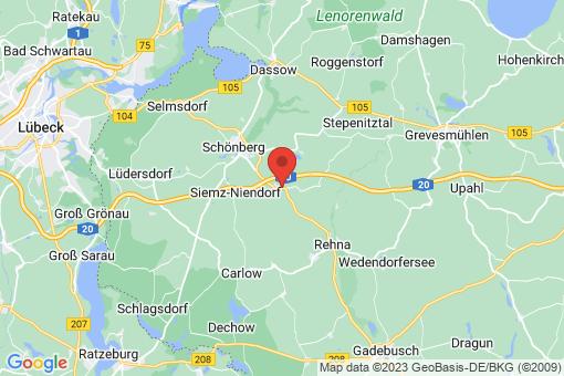 Karte Roduchelstorf