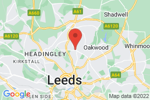 Leeds Public Health Resource Centre on the map