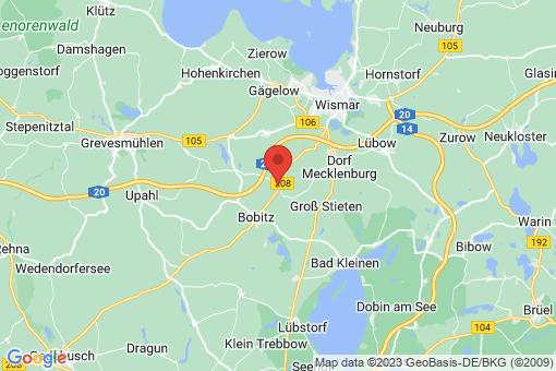 Karte Beidendorf