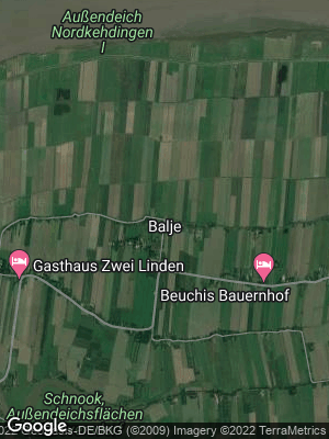 Google Map of Balje