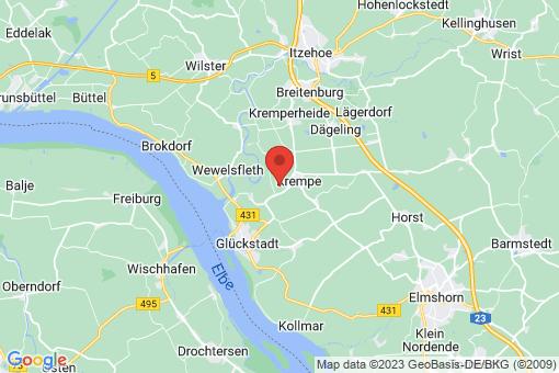 Karte Krempdorf