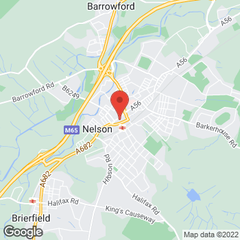 Map of wilko Nelson at Unit A, Nelson,  BB9 9SL