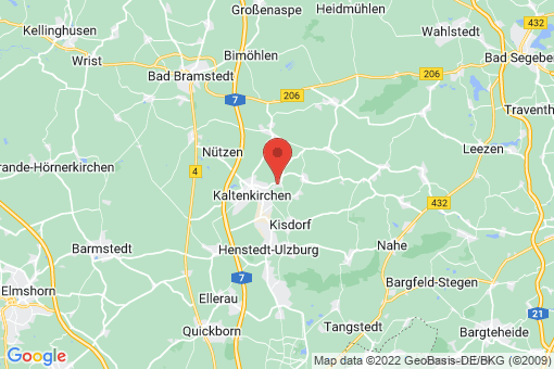 Karte Oersdorf