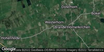 Google Map of Westerhorn