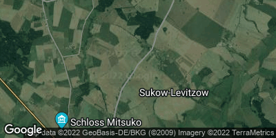 Google Map of Sukow-Levitzow