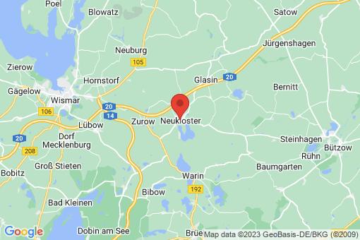 Karte Neukloster