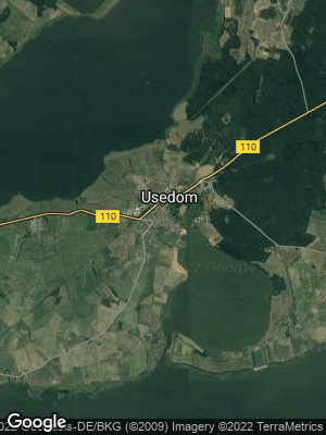 Google Map of Usedom