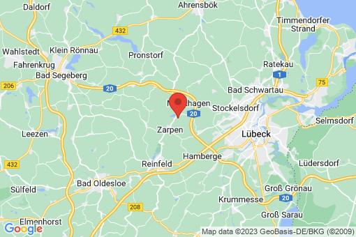 Karte Heilshoop