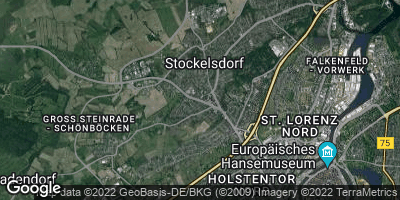 Google Map of Stockelsdorf