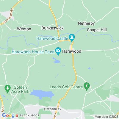 Harewood House Location