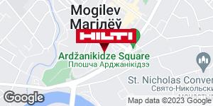 Get directions to Терминал самовывоза MM Могилев