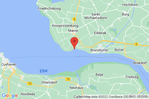 Karte Neufeld