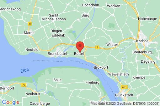 Karte Büttel
