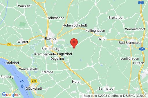 Karte Moordorf