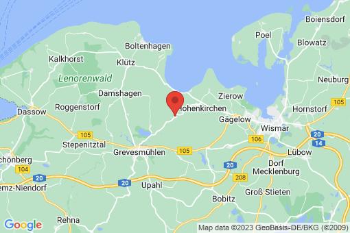 Karte Groß Walmstorf