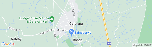 Map Of Garstang