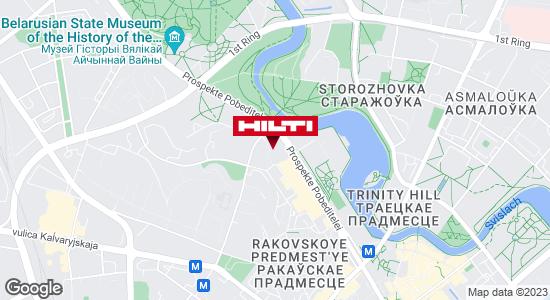 Get directions to Терминал самовывоза MM пр.Победителей
