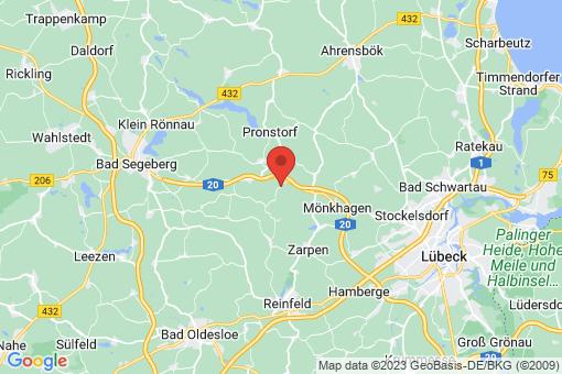 Karte Strukdorf