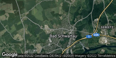 Google Map of Bad Schwartau
