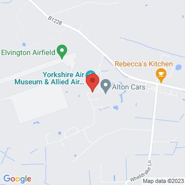 York, Halifax Way, Elvington, York YO41 4AU