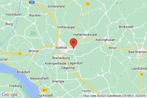 Karte Oelixdorf