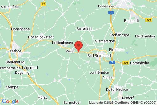 Karte Föhrden-Barl
