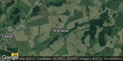 Google Map of Wardow
