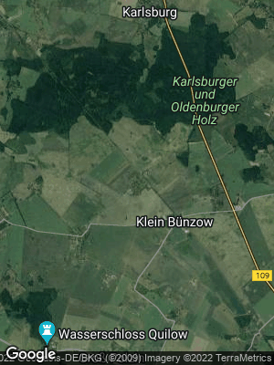 Google Map of Groß Jasedow