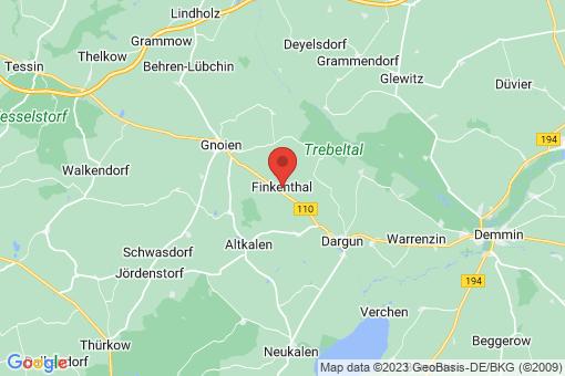 Karte Finkenthal