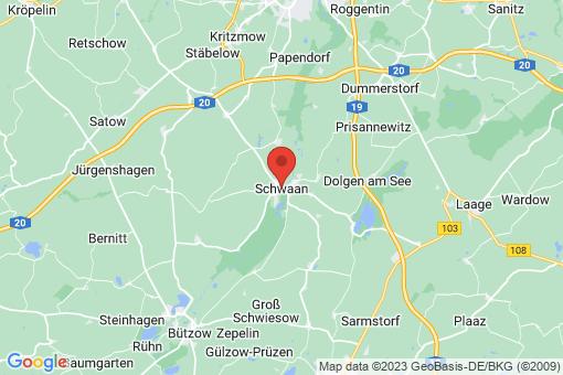 Karte Schwaan