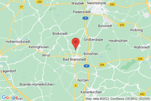 Karte Fuhlendorf