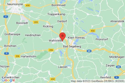 Karte Fahrenkrug