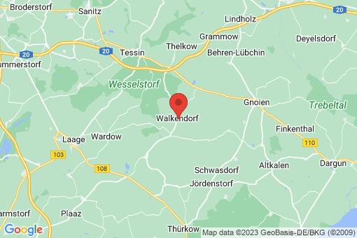 Karte Walkendorf