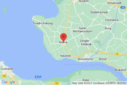 Karte Marne