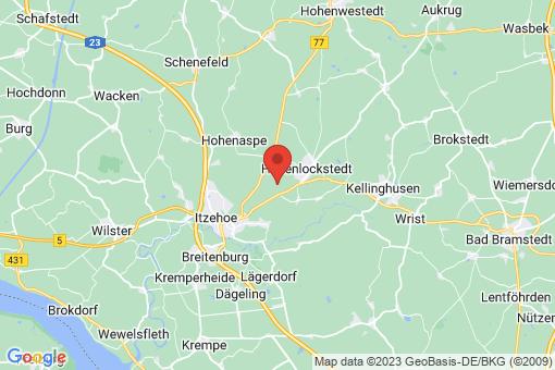 Karte Schlotfeld