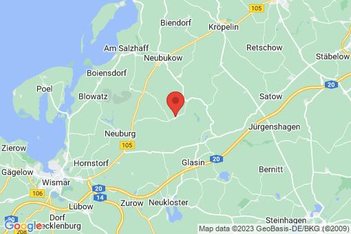 Karte Kirch Mulsow