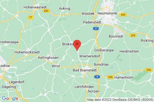 Karte Armstedt