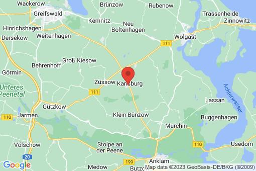 Karte Karlsburg