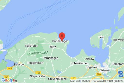 Karte Boltenhagen