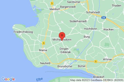 Karte Sankt Michaelisdonn